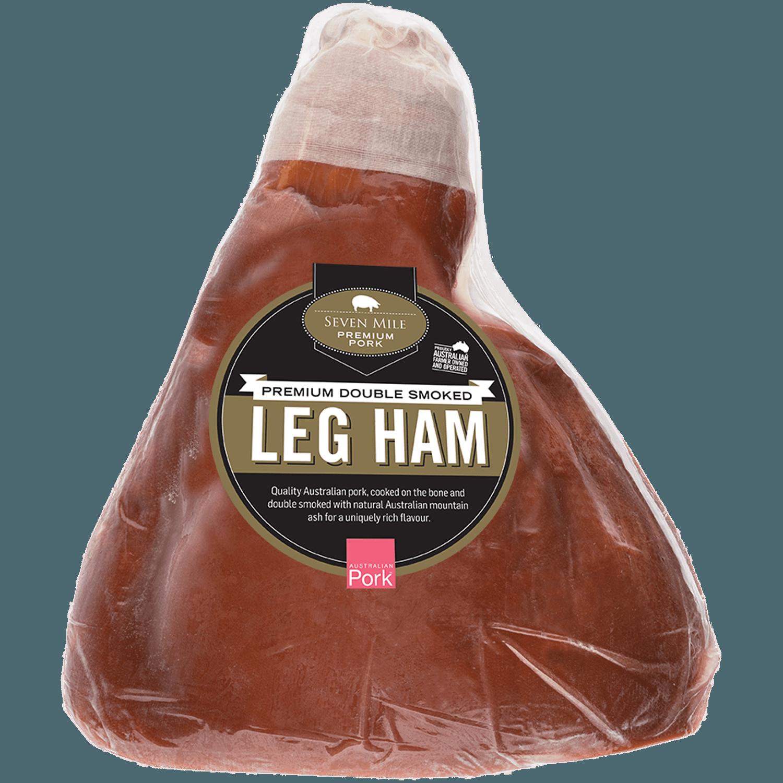 Seven Mile Double Smoked Leg Ham