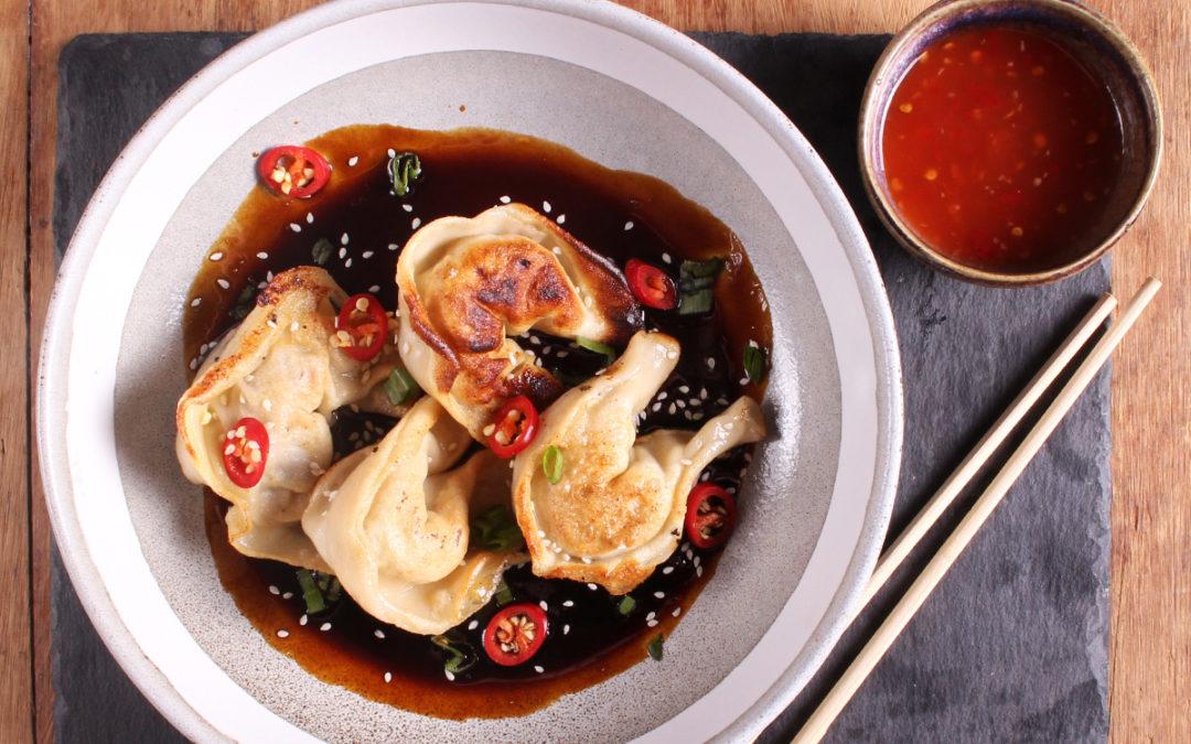 Pork Belly Dumplings