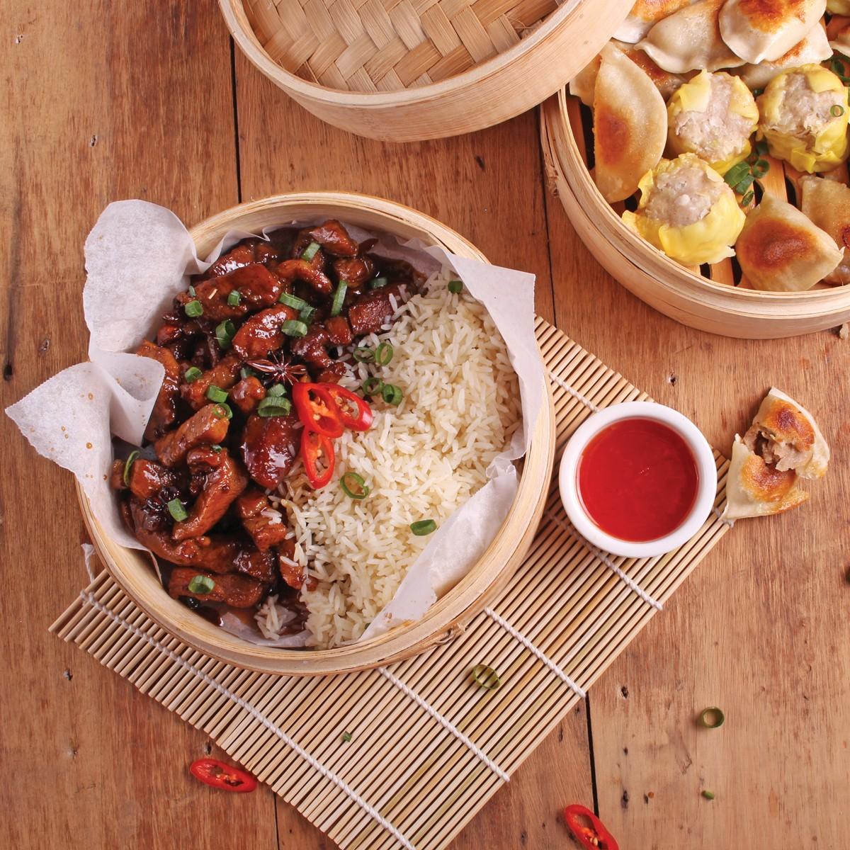 Sichuan Pepper Pork Stir fry - SunPork Loin Steaks