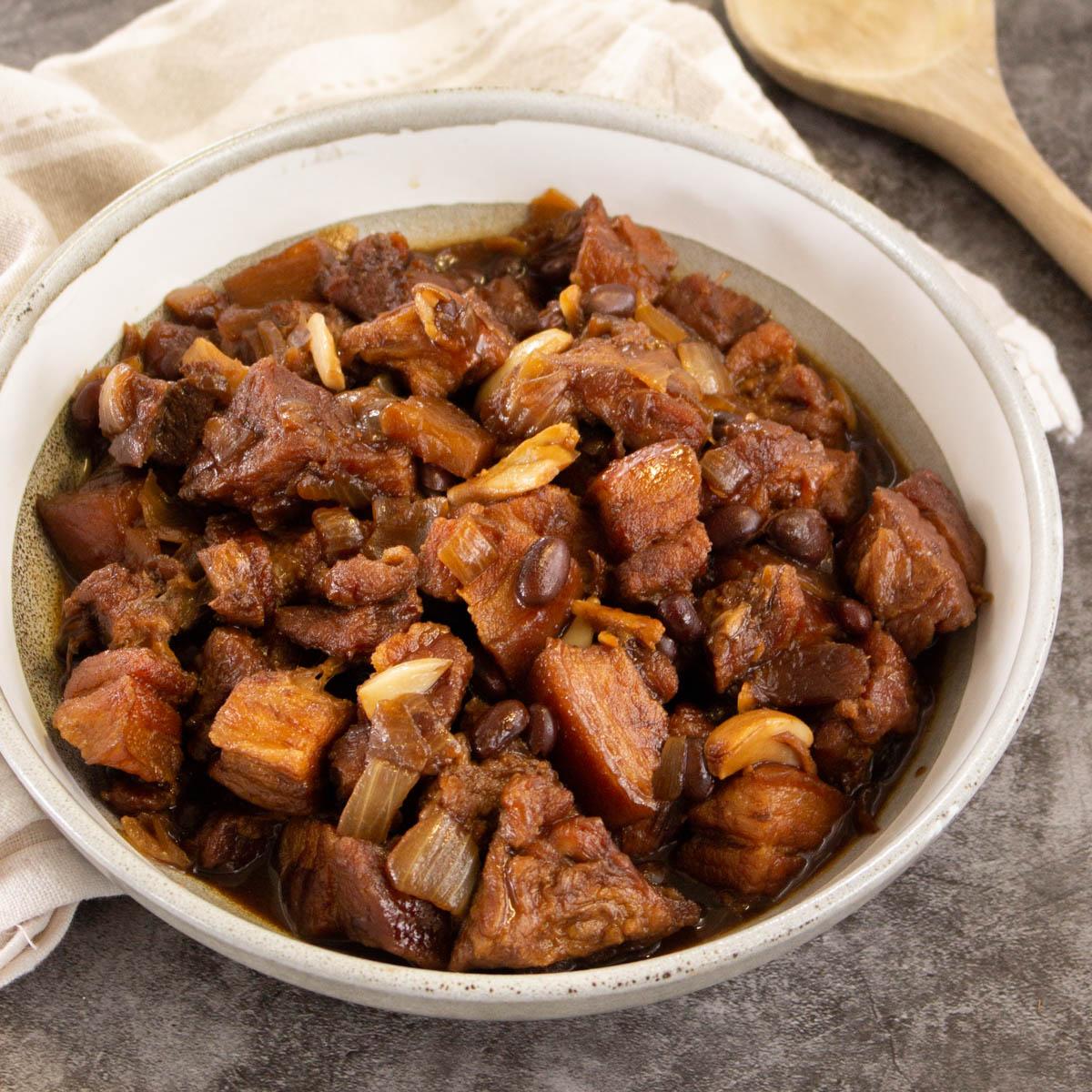 Pork Humba (Filipino Pork Belly Stew)