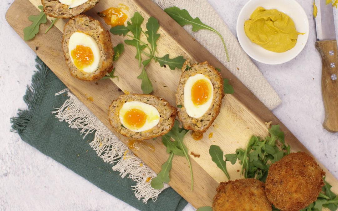 The Best Scotch Eggs Recipe