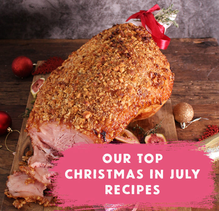 Our Top Recipes for Christmas in July