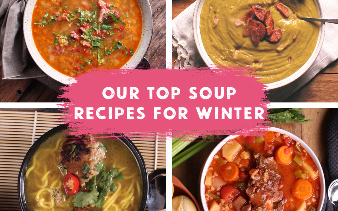 Our Top Soups for Winter