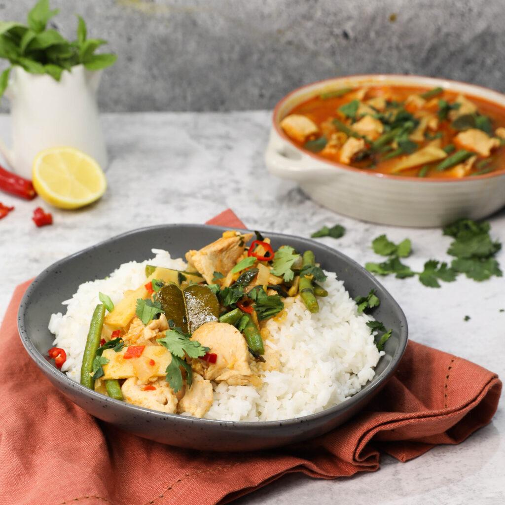 Jungle Pork Curry