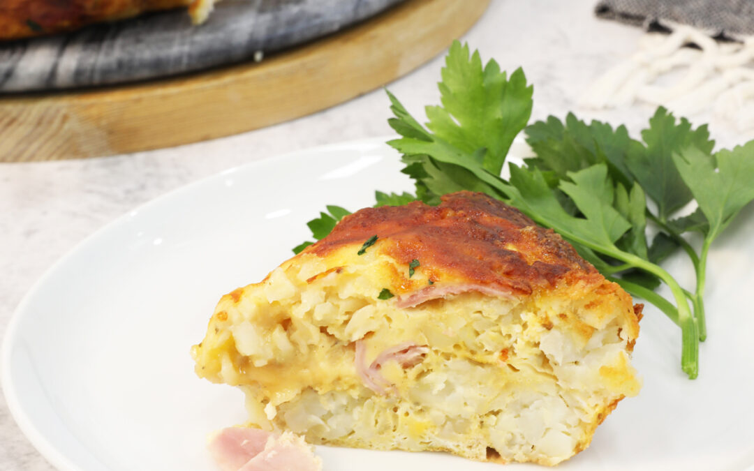 Quick and Easy Spanish Omelette