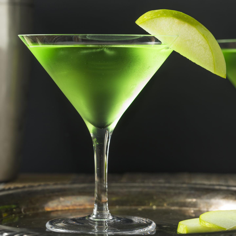 appletini cocktail