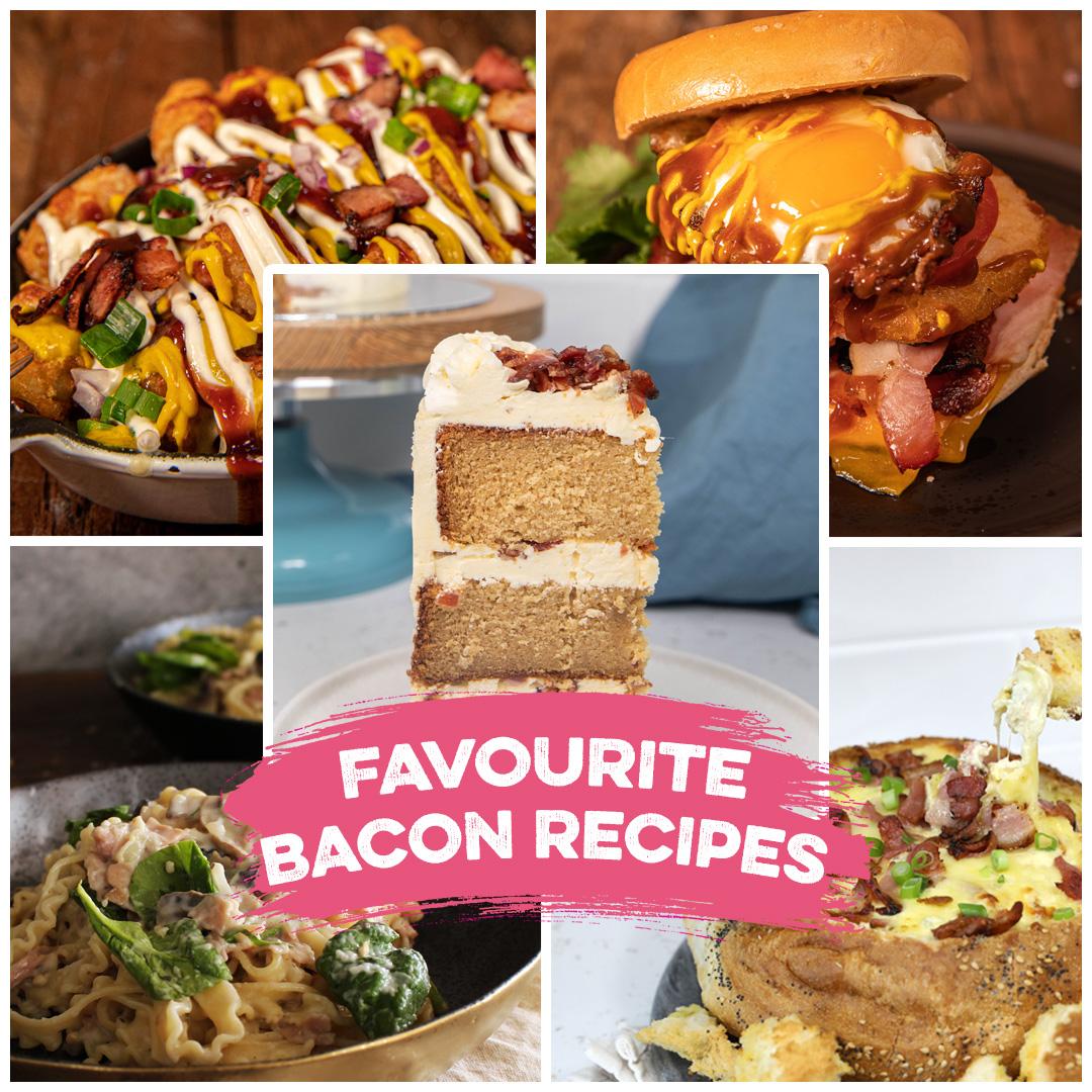 SunPork Favourite Bacon Recipes 2021